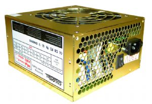 Colors-it 400W Gold PFC PSU Low Noise